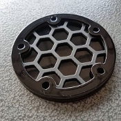 Ignition Cover (HEX) 5-HOLE