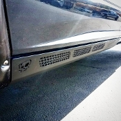 Dodge Truck Rock Chip Rocker Guards